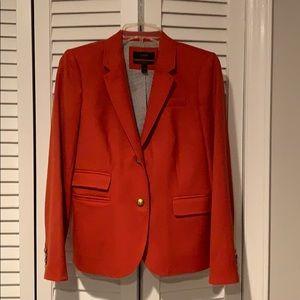"J.Crew women's ""schoolboy"" blazer size 6"